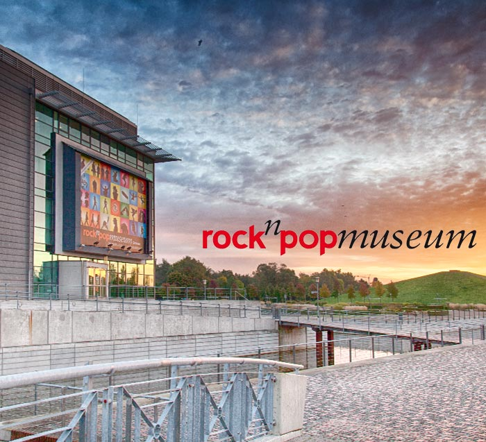 Rock & Pop Museum Gronau
